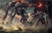 Robot War