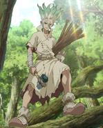 Senku Ishigami Dr.Stone