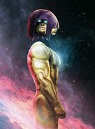 Living Tribunal (Marvel Comics) standing