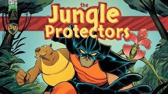 THE JUNGLE PROTECTORS - SOCIETY OF VIRTUE