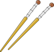 Changling Chopsticks (Xiaolin Showdown)