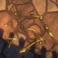 Golden Weapons of Spinjitzu (Ninjago)
