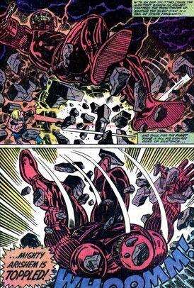 Thor-celestial