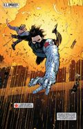 Winter Soldier's Enhanced Speed