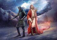 Slavic-Gods Chernobog-and-Belobog