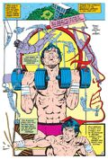 Training Regimen by Dick Grayson