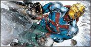 Vostok-X Atlantean Helmet DC Comics