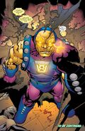 Alien Physiology by Mongul the II