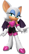 Rouge the Bat profile