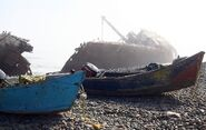 SCP-1522 - Ships That Pass In The Night (SCP Foundation)
