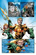 Aquaman and Mera's Durability