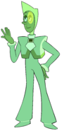 Green Zircon Steven Universe