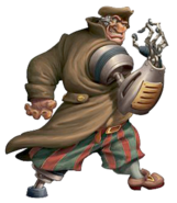 John Silver (Treasure Planet)