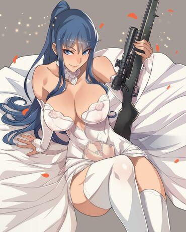 Sniper Hotie
