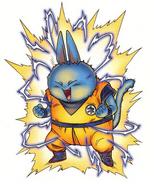 Super Neko Majin color