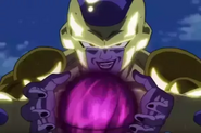 Frieza Sidra's Energy of Destruction