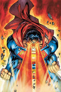 Superman Heat Vision