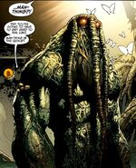 Theodore Sallis - Man Thing (Earth-616) from Thunderbolts Vol 1 144