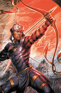 Xu Tao Celestial Archer (DC Comics) The Great Ten Vol 1 2 virgin