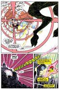 Jean Grey's Mental Attack!!