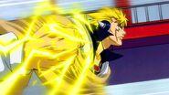 Laxus Lightning Dragon Slayer Magic
