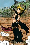 Meliodas Assualt Mode