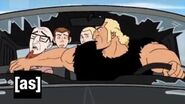 Brock Meets Myra The Venture Bros