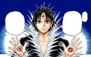 Chrollo convert hands