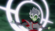 Fused Zamasu Barrier of Light