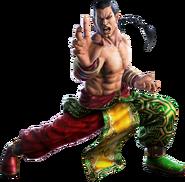 Tekken Series Feng Wei