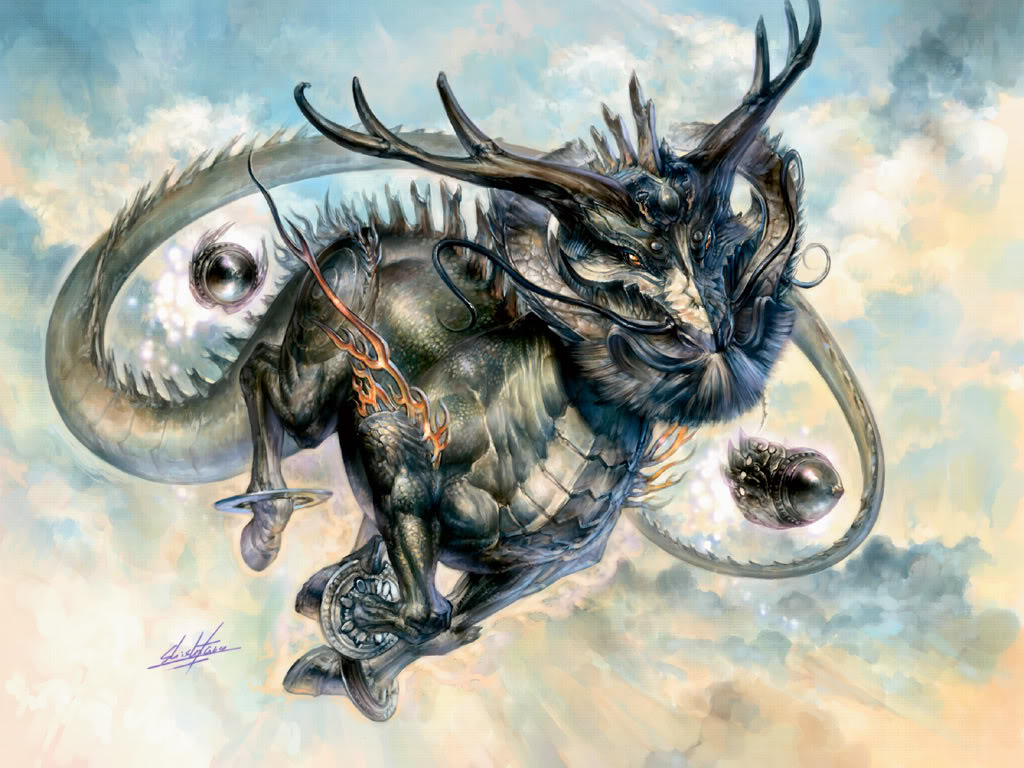 Kirin Mythical Creature Design Challenge by Throughawolfseyes on ...