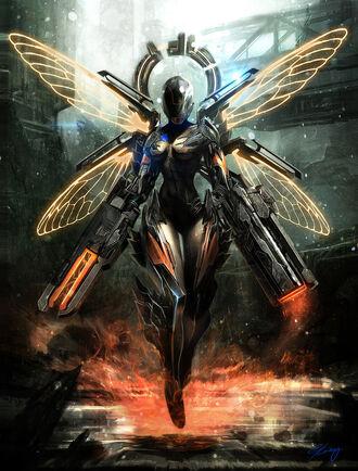 Killer-Fly