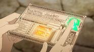 Konosuba Class Card