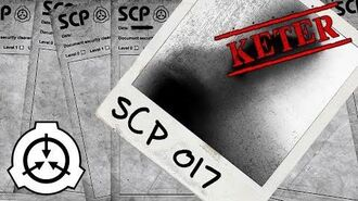 SCP-017 Shadow Person SCP Foundation
