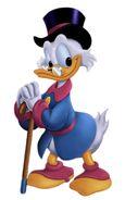Scrooge McDuck profile
