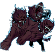 Cerberus Dog-like form (Marvel)
