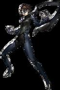 P5 Makoto Nijima, Phantom Thief