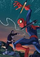 The spectacular spider-man animated wb comics