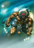Wolverine WeaponX 01 KubertCover