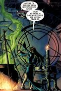Morgan le Fay (Marvel Comics) scrying