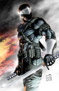 Snake Eyes colors by hanzozuken