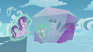 Starlight created that spell to send myself S5E25