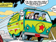 Mystery Mobile (Archie)