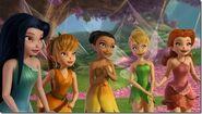 Never Fairies (Disney Fairies)