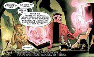 Spell Casting Marvel Comics (3)