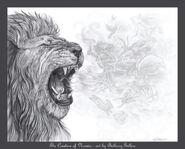 Aslan sings