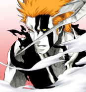 Ichigo True Hollow