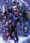 Indigo Tribe group