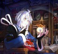 Rinnosuke (Touhou) lantern