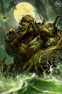 Swampthing dc water
